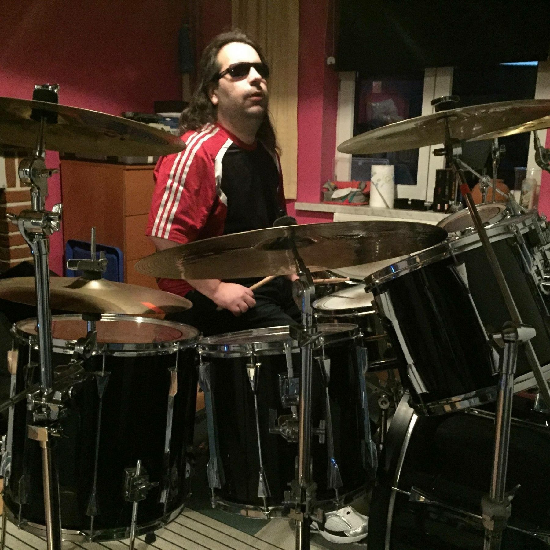 me behind my kit